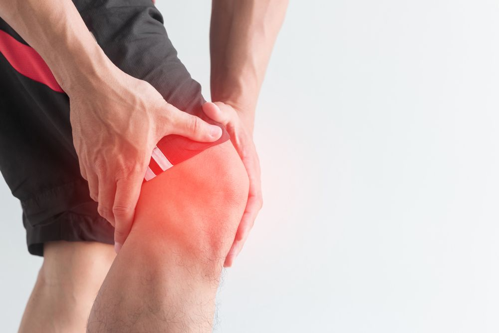 HOMEOPATHY IS BEST  SOLUTION FOR KNEE PAIN