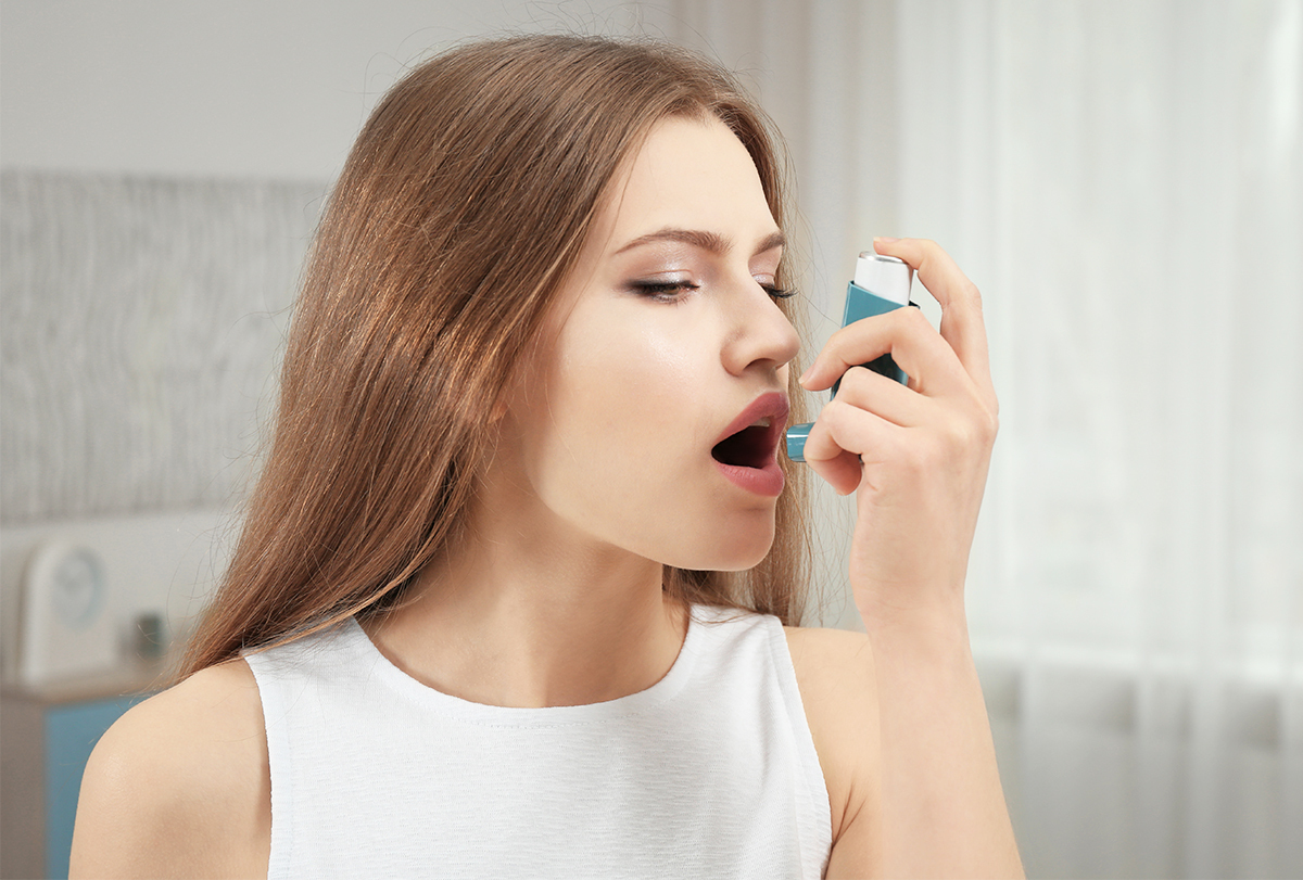 HOMOEOPATHIC TREATMENT IS SAFEST TREATMENT FOR ASTHMA