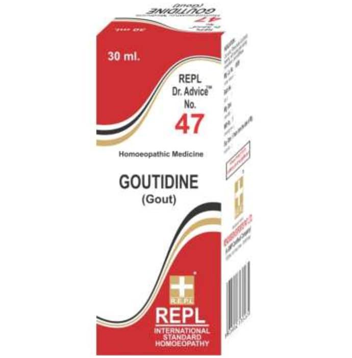 REPL Dr. Advice No.47 Goutidine Drop