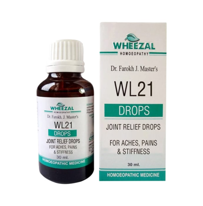 Wheezal WL21 Joint Relief Drop
